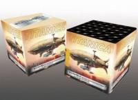 Blackboxx - Titanica, 25 Schuss Batterie