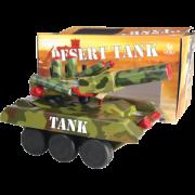 Lesli - Desert Tank