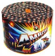 Panda - Amboss, 451-Schuss Megapower Verbundbatterie
