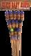 Lesli - Burn Baby Burn, Raketensortiment 12-teilig