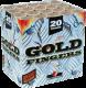 Lesli - Goldfingers, 20-Schuss Palmen-Batterie