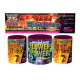WECO - Feuerspektrum, 3er Batterie-Sortiment