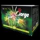 Jorge - Show of Fireworks, 25Schuss Fächerbatterie
